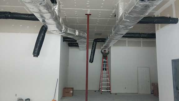 Ductwork Colling Heating MI